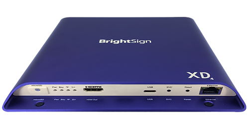 BrightSign XD1034 Extended I/O Player