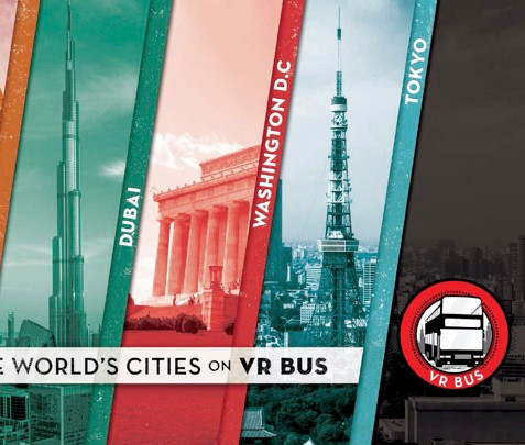 VR Bus at VR Park