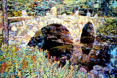 Shedd Jones Bridge