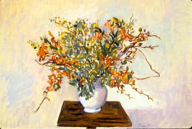 Bouquet of Flowers III