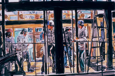 Construction Workers I