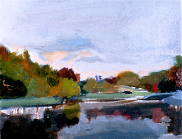 Pond in Fall III
