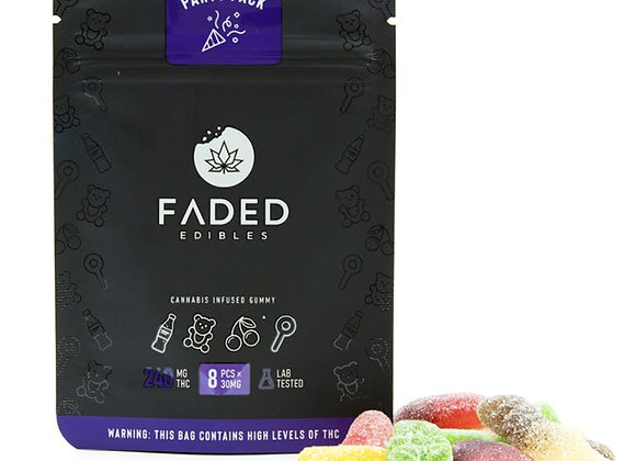 Faded Party Pack Gummies