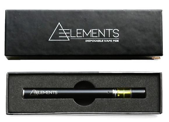 Elements Disposable Vape Pen