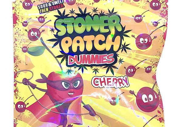 Cherry Stoner Patch Dummies