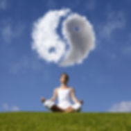 Psychic readings, Meditation classes.