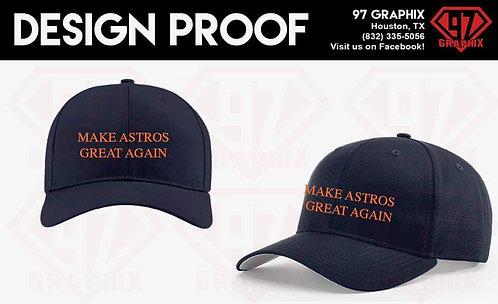 Make Astros Great Again hat