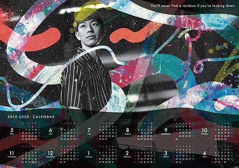 改元記念ポスターカレンダー