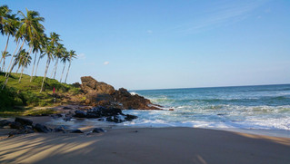 A little slice of heaven at Tangalle