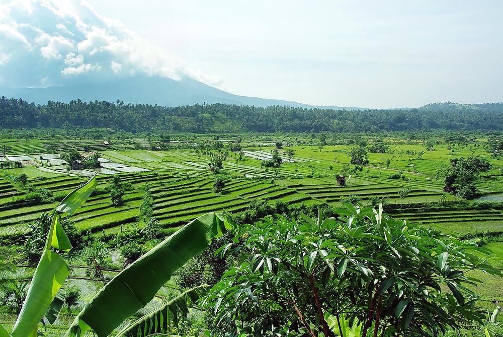 indonesia Bali_Mount Agung_volcano