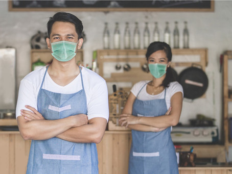 Now What - CDC Recommends Face Masks