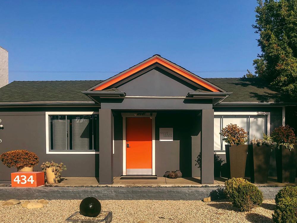 Shape House Larchmont Village Los Angeles