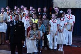 Мы- призеры областного фестивали агибригад ЮИД
