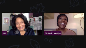 Soprano Elizabeth Llewellyn to S2 ep. 8 of #KikiKonversations💋