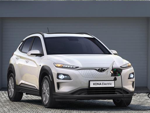 The New Sporty EV: Hyundai Kona Electric