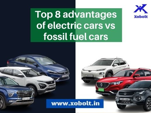 Top 8 advantages of electric cars vs. fossil fuel cars
