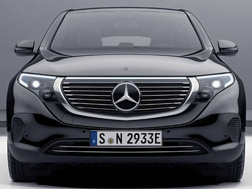 Mercedes-Benz EQC : Electrically Intelligent