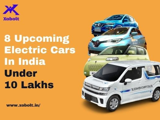 8 Upcoming Electric Cars In India Under 10 Lakhs