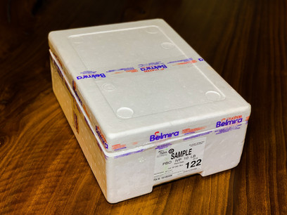 Styrofoam Box 10lbs