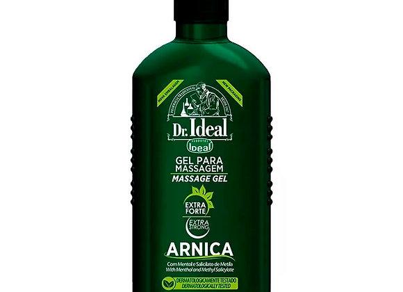 gel massagem arnica com mentol 240g