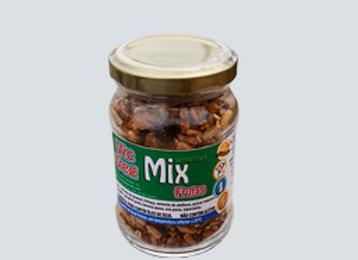 Mix de sementes com frutas