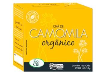 CHÁ CAMOMILA 10 SACHÊS - 10 GR -
