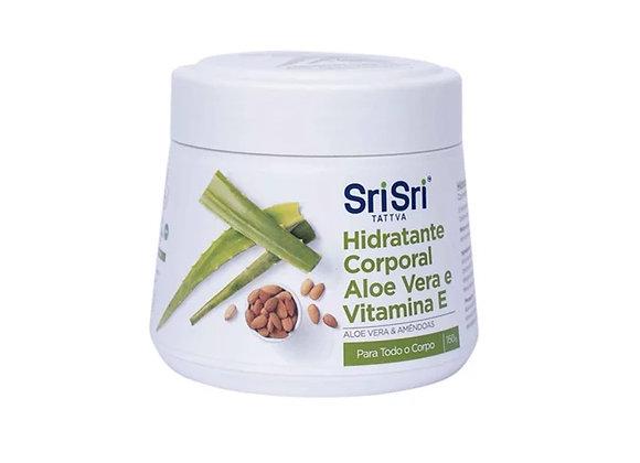 Hidratante Corporal Aloe Vera e Vitamina E