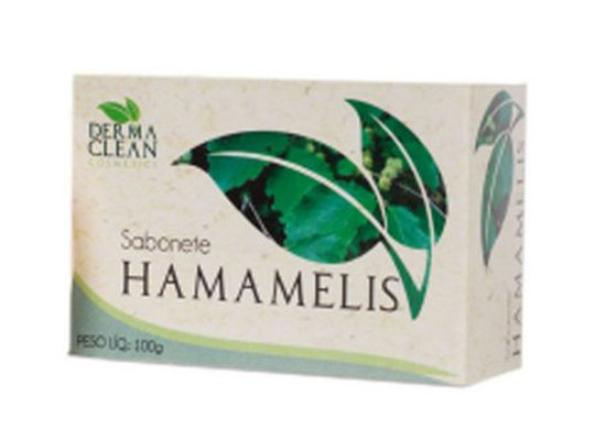 sabonete hamamelis 100g