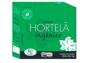 CHÁ HORTELÃ 10 SACHÊS - 10 GR -