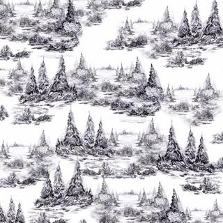 Wallpaper Promenons-nous dans le bois