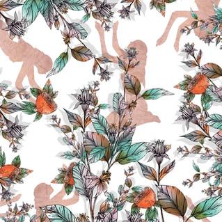 Wallpaper Jardin d'Eden