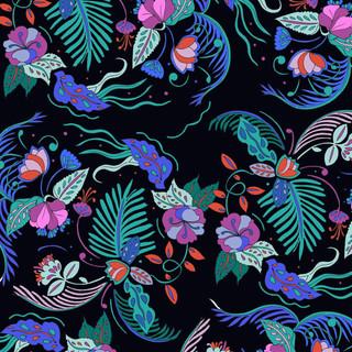 Aqua pattern