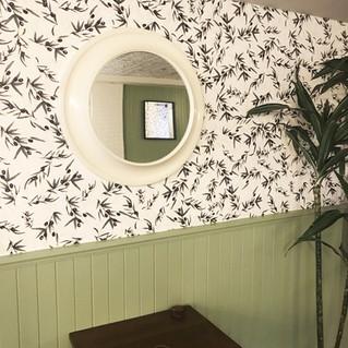 Parma café Wallpaper