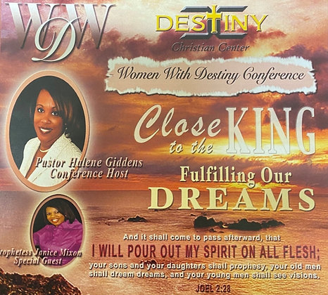 Close To The King WWD (series)