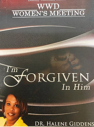 I'm Forgiven In Him