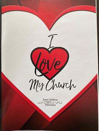 I Love My Church (single)
