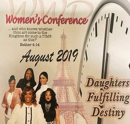 Daughters Fulfilling Destiny WWD (series)
