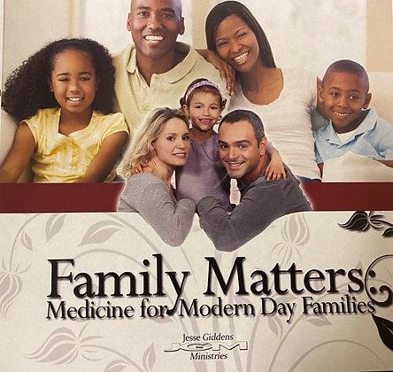 Family Matters (single)