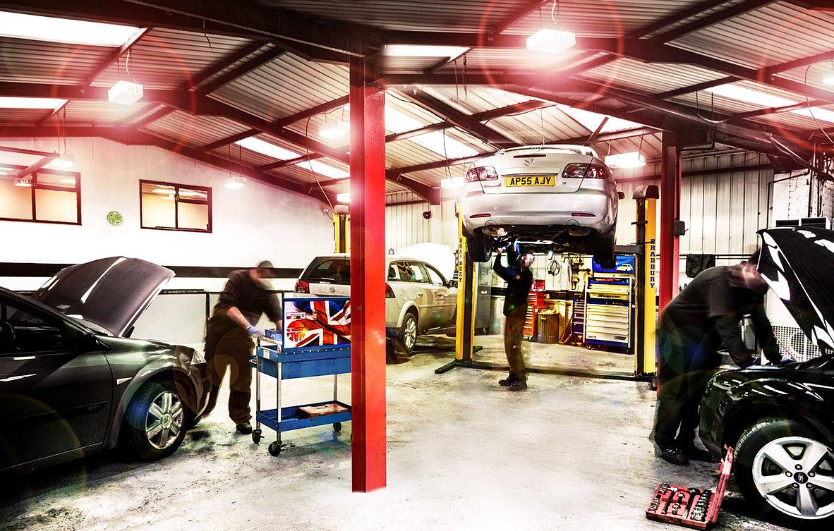 Car Repair Garages Halesowen