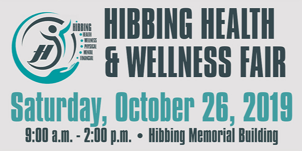 Breakout Session: Hibbing Health and Wellness Fair