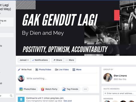 8. Gabung Di Facebook Group Kita