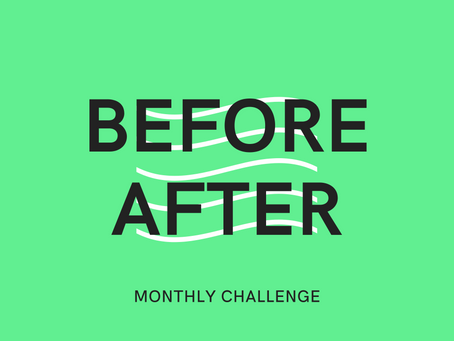 Before After Challenge