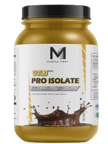 M1 Pro Isolate 5lbs/2.2kg