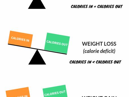 2. Kalori Defisit