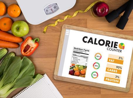 3. Belajar Menghitung Kalori Yang Di Makan