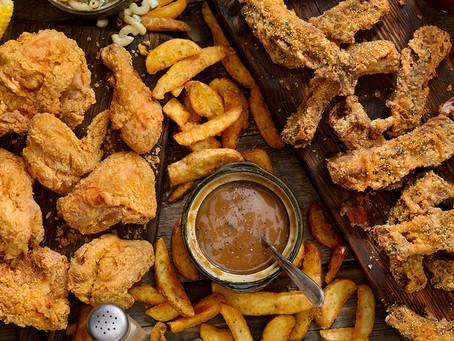 5. Makanan Yang Perlu Di Hindari