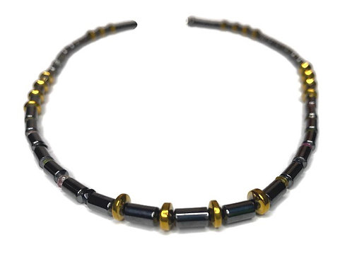bSoul   Hematite Solid Gold IV