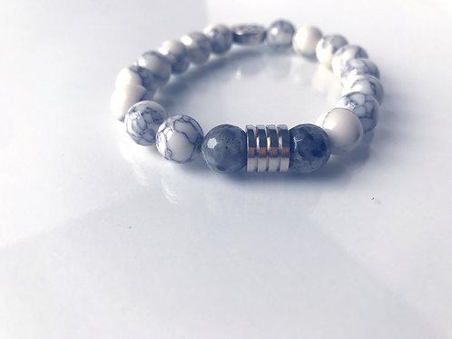 Meditation | Shades of White/Grey & Steel