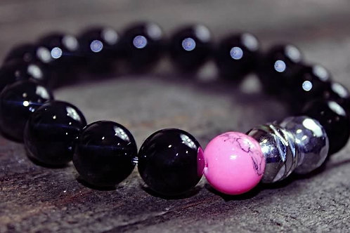 Strength Collection Black Agate