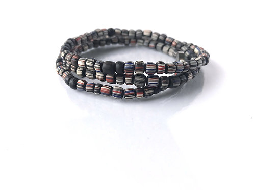 Signature Wrap Collection,  Shades of Black Glass